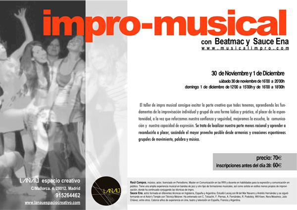 Cartel_LaNau_IMPRO_MUSICAL_lower